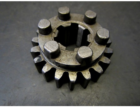 Schaltrad 19 Zähne Getriebe Zahnrad Jawa 250 350 (C12453)