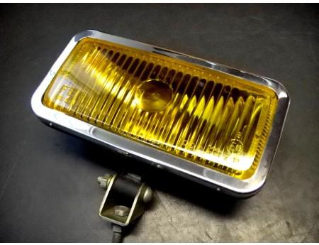 Nebelscheinwerfer gelb Chrom IFA DDR (1131)
