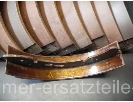 Bremsbacken 2 Stk. Wartburg 311 312 353 Cosid rot (C1650)