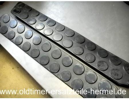 Belag Gummi Trittbrett Simson Roller SR50/SR80 NEU (1987)