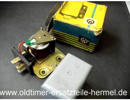 Abblendrelais Abblendschalter Wartburg Trabant B1000 12V (02078)