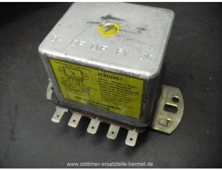 Regler 8142.1/1 Drehstrom Lichtmaschine IFA Wartburg B1000 (02495)