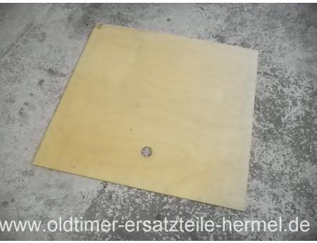 Sitz Klappe vorn links Sperrholz Sitzplatte (3386)