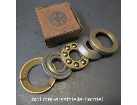 Kugellager Axial Steyr AC 5-369 N2 Messing 5-teilig in OVP (3766