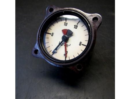 Bakelit Instrument Kg/cm² Bordinstrument 57 mm Top (C4829)