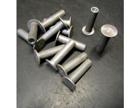 Flachkopfniet Alu 8x32 mm Niet (4856)
