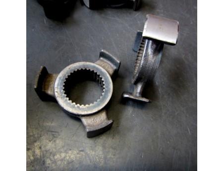 Dreiarmnabe Synchronkörper Trabant Getriebe NEU (5042)