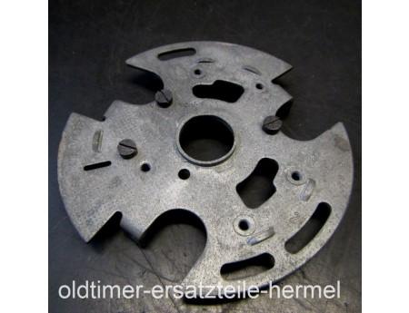 Unterbrecherplatte Grundplatte Wartburg 311 900 1966 (5455)