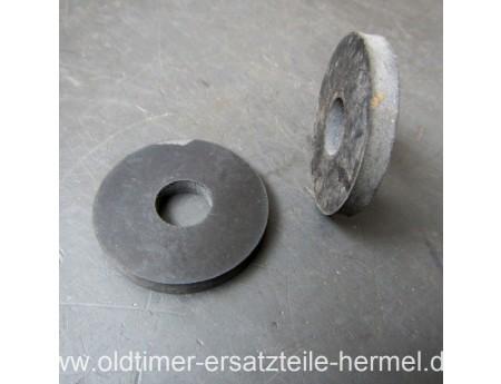 Gummi Unterlage Scheibe 40 x 5 Karosserie IFA (5747)