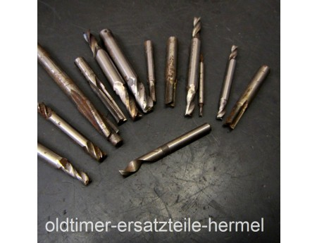 Fräser Holzfräser Posten 2,5 - 10 mm (5884)