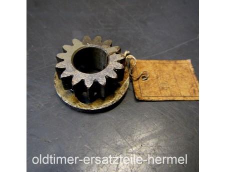Zahnrad 15 Z Getriebe Tatran Motorroller Neu (6067)