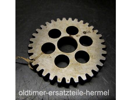 Zahnrad 33 Z Getriebe Tatran Motorroller Neu (6069)
