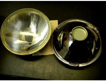 Scheinwerfer Reflektor Bilux R2 Wartburg 311 312 (666)