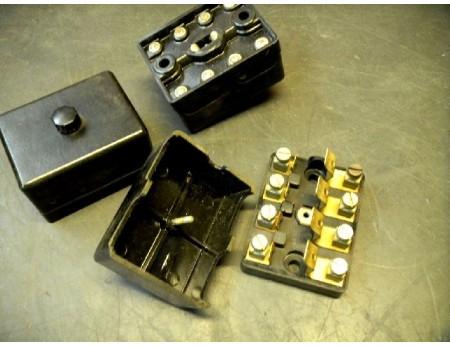 Sicherungskasten Sicherungsdose IFA Neu 4x1 (0047)
