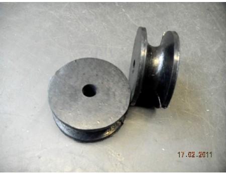 Rolle Schaltgabel Getriebe Gummirolle Trabant (0201)