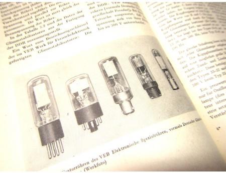 ABC Röhre / Halbleiter Streng 1972 (C18816)