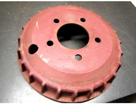 Bremstrommel Moskwitsch 408/412 DDR Produktion (C18912)