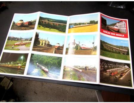Postkarten Serie 1986 EX66/67 Karlex und Karola (C21757)
