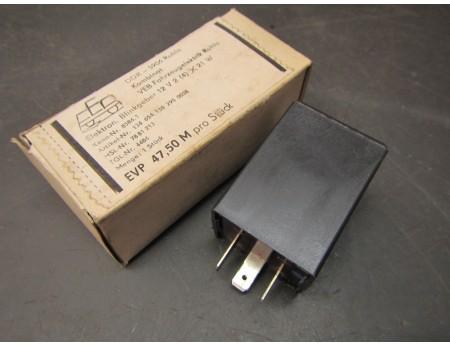 elektronischer Blinkgeber 8586.1 Wartburg Trabant B1000 12 V (626)