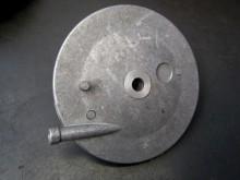 Bremsträger Bremsschild vorn Simson KR51, Star (11259)