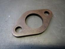 Isolierplatte 28 mm Vergaser Ispolierflansch MZ Jawa (12621)