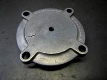 Abschlussdeckel vorn Trabant Getriebe Neu (12709)