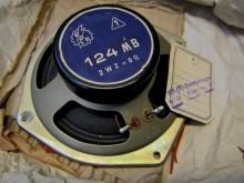Lautsprecher 124MB 2 W 6 Ohm EGB Röhrenradio (13088)