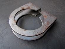 Schelle 45 mm Auspuff Lada Neu (C14939)