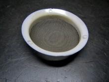 Sieb Zentralschmierung Vorratsbehälter 55 mm Neu (14984)