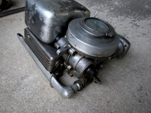 Sachs Bootsmotor 98er Faltboot Seitenborder (C14509)