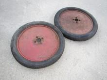 """Michelin Scheibenrad 27"""" Dunlop Reifen 27x3.50 (C15056)"""