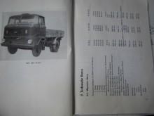 Betriebsanleitung LKW IFA W50 L 1975 (C15112)