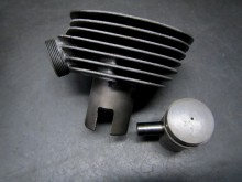Zylinder Kolben Simson SR1 (15711)