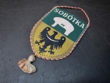 Wimpel Sobotka Fußball Sportverein Zobten Polen (C17198)