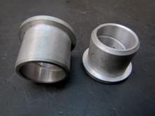 Buchse Alu 19,8x25x23 mm Laufbuchse (17204)