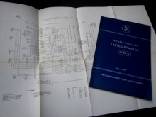 Betriebsanleitung IFA W50-L Handbuch 1967 (C17326)