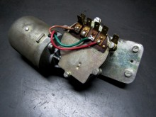 Scheibenwischermotor 8742.40/23 Barkas B1000 reg. (C17355)