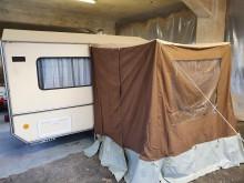Vorzelt Bastei 390 Baumwollzelt halbe Größe (C21200)