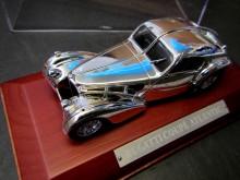 Bugatti Coupé Atlantic Modellauto Silvercar 1:43 (10389)
