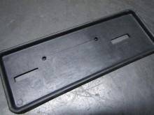 Dichtplatte Unterlage Handbremse IFA F9 Rahmen NEU (C1849)