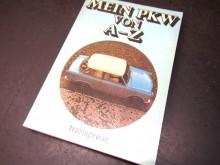 Mein PKW von A bis Z Handbuch Wartburg Trabant Lada Skoda... ungelesen (C18814)