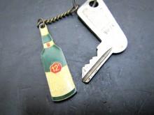 Schlüsselanhänger Pilsner Urquell DDR (C21868)