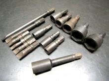 Nuss-Satz BWS 12500 / 9 - 22 mm Schraubendreher (19461)
