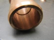 Schwenklagerbuchse 21 mm Bronze DKW F8 Laufbolzen (C17572)