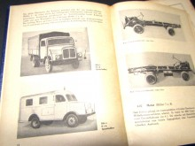 Betriebsanleitung Horch H3A 1956 Handbuch (C17641)