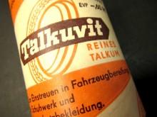 Talkum Talkuvit Gummipflege Schlauchreifen Wartburg Trabant Simson MZ (C20054)