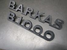 Schriftzug Set Barkas B1000 (C17702)