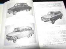 Betriebsanleitung Moskwitsch 412 427 434 Handbuch Reparaturbuch (C17740)