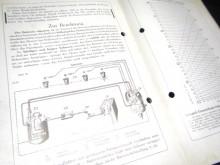 Bosch Batteriezündung Handbuch 1928 (C17951)