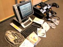 Diagnosegerät Autocom Cars CDP Tablet Dockingstation Digiflasher (C20425)